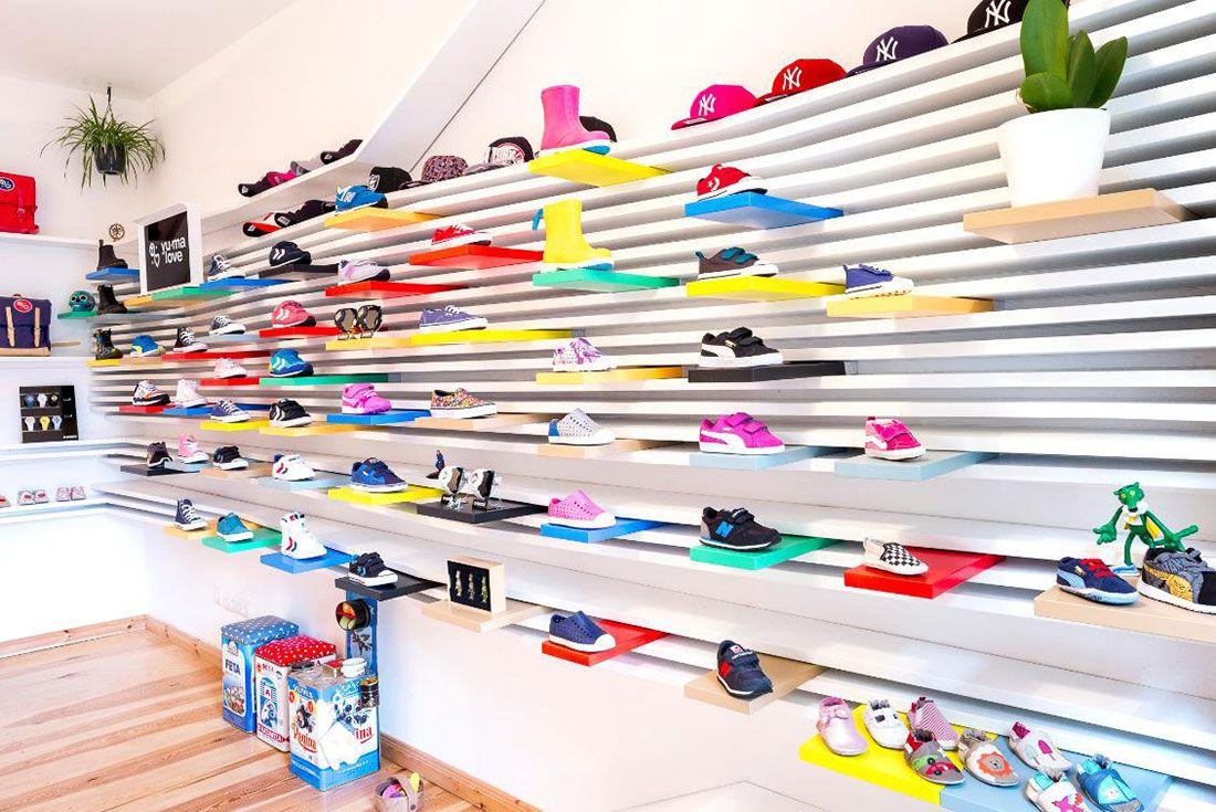Yumalove Sneaker Wall