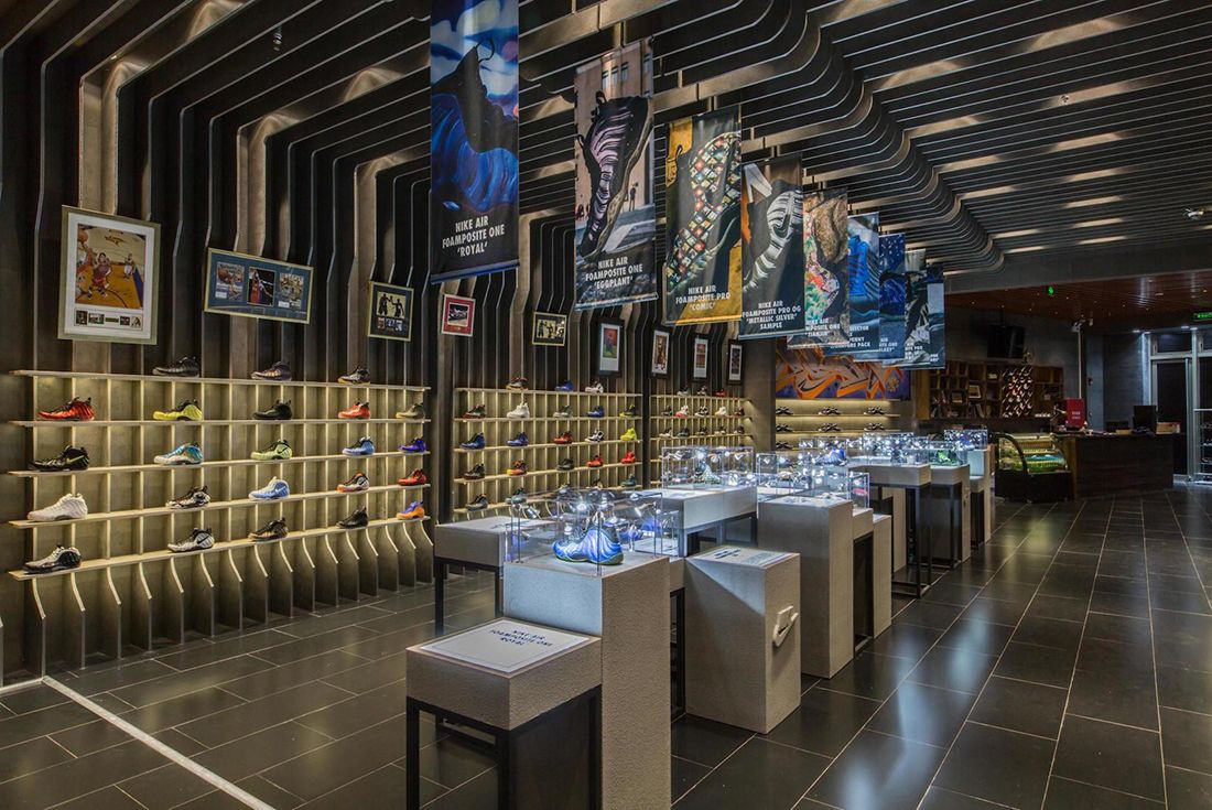 Nike Foamposite Retrospective Exhibition Hits Shanghai14