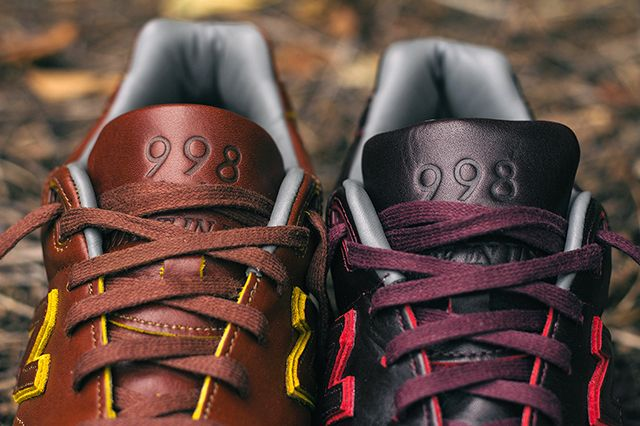 Horween Leather New Balance Pack 10