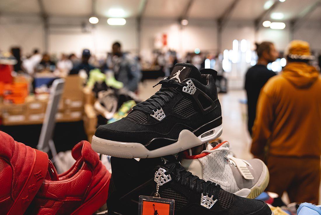 Sneakerness Paris Jordan Louis Vuitton