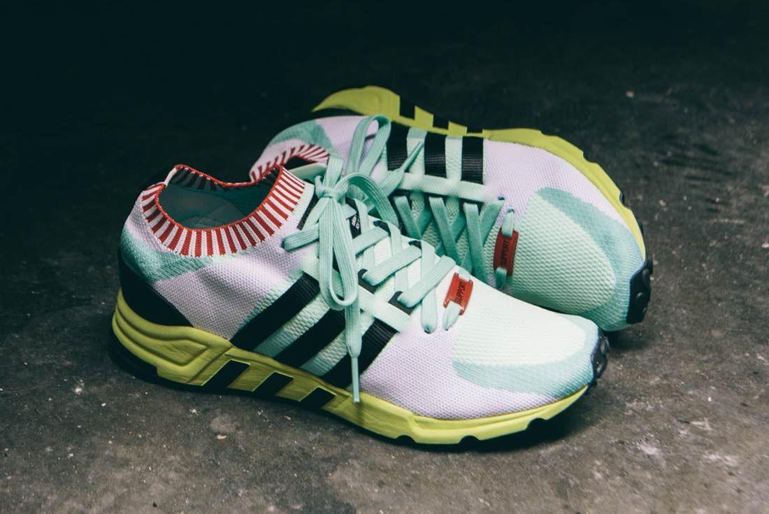 Adidas Eqt Support Primeknit Pack 8
