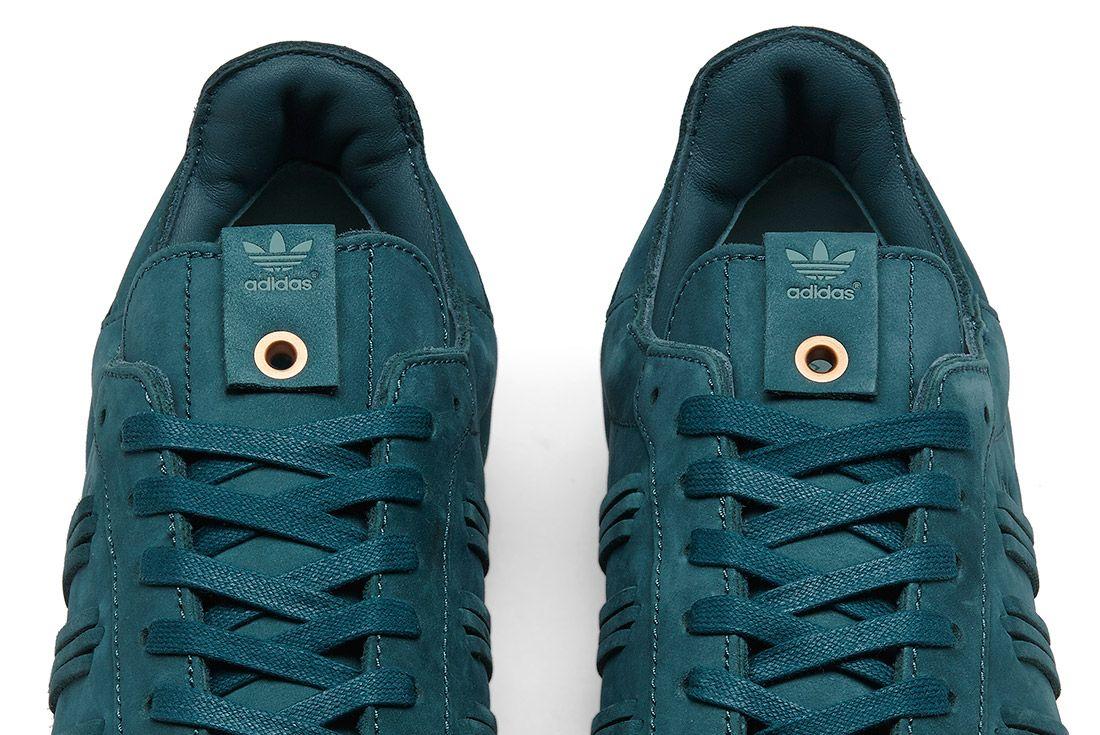 Adidas Consortium Womens Samba Deep Hue Pack Green 5