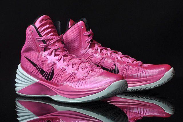 Nike Hyperdunk 2013 Kay Yow 7