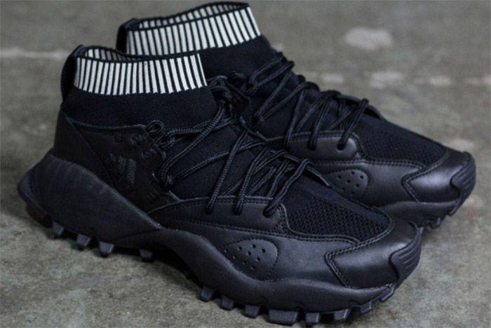 Adidas Seeulater All Black Primeknit 5