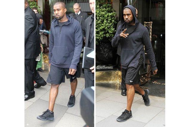 Kanye West Sneaker Style Nike Free Run 2