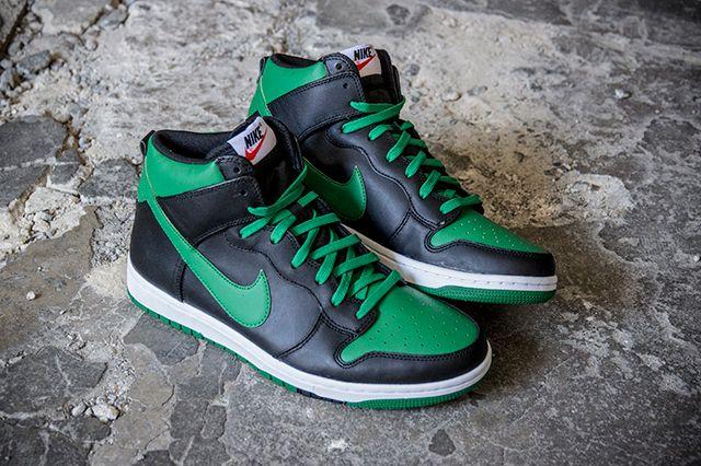 Nike Dunk Cmft Pine Green 1