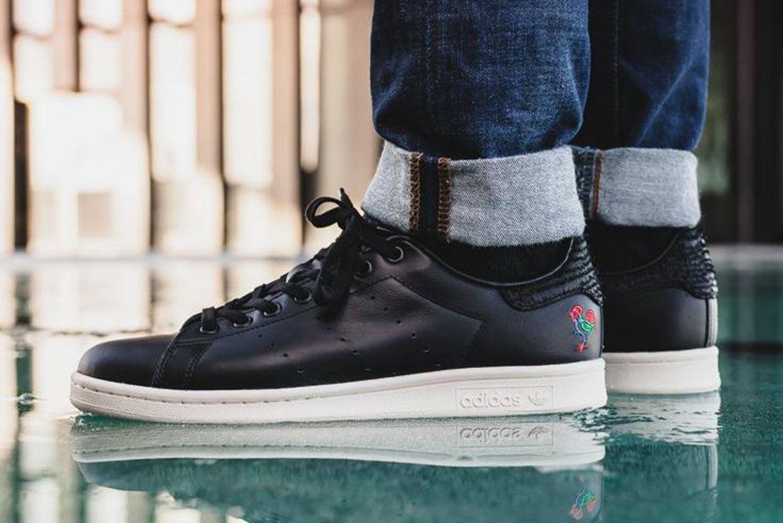 Adidas Stan Smith Cny Core Black