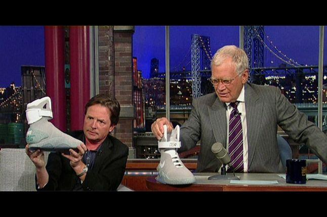 Nike Mcfly Letterman 2 1