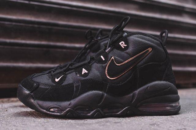 Nike Air Max Uptempo Black Copper 2