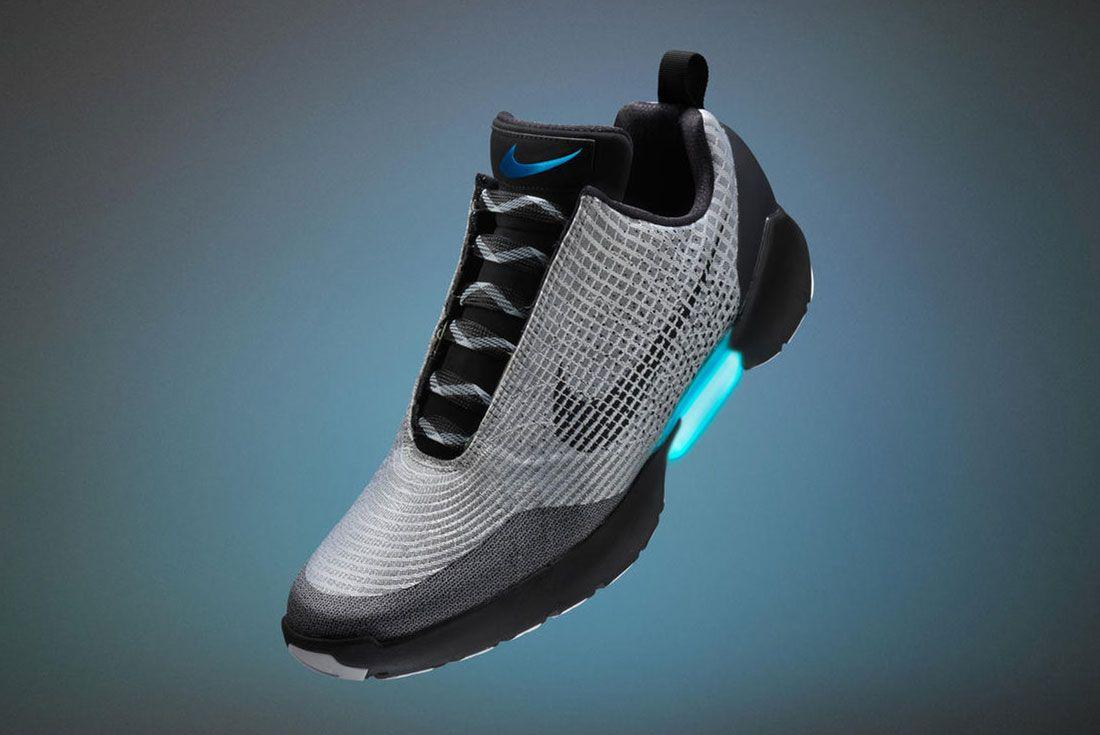 Matreial Matters Nike Hyperadapt Grey 1