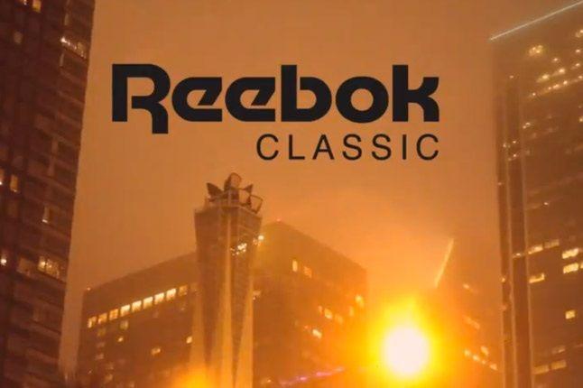 Reebok Classics Lookbook Teaser 1