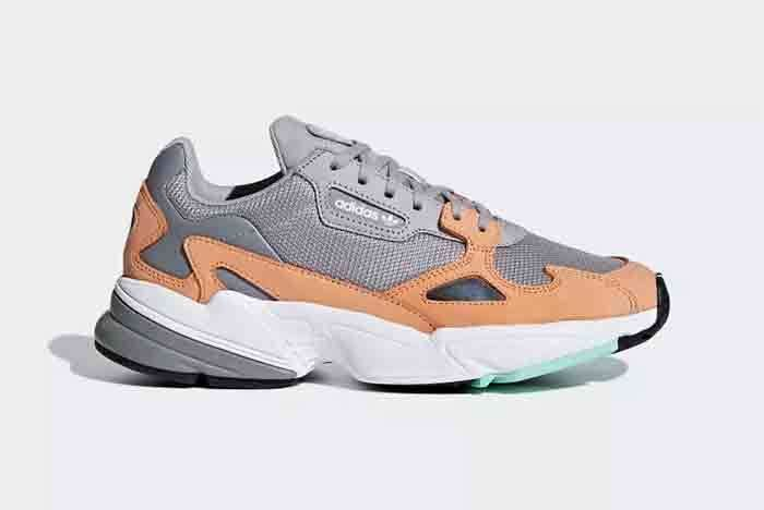 Adidas Falcon Easy Orange 2