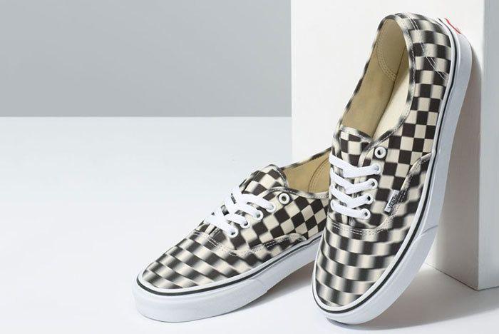 Vans Blurred Authentic Sneaker Freaker2