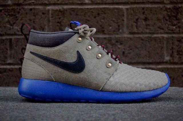 Nike Roshe Run Sneakerboot Bamboo 6