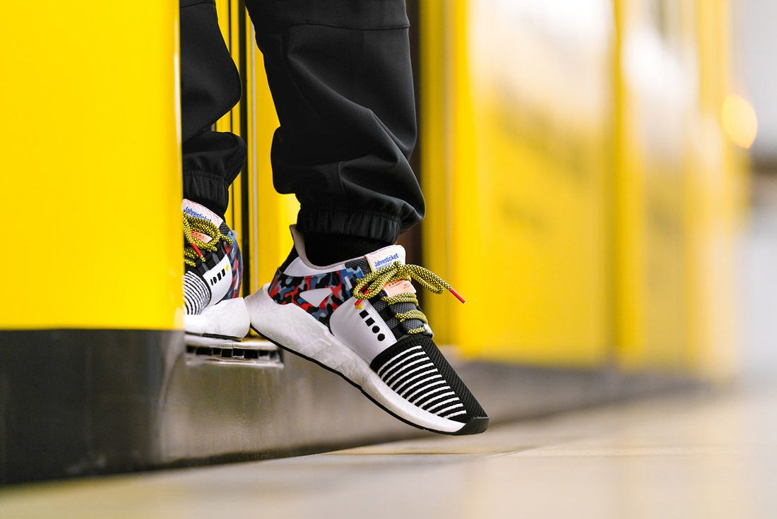 Adidas Eqt Bvg Support 93 17 Berlin 5