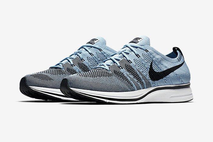 Nike Flyknit Trainer Cirrus Blue 4