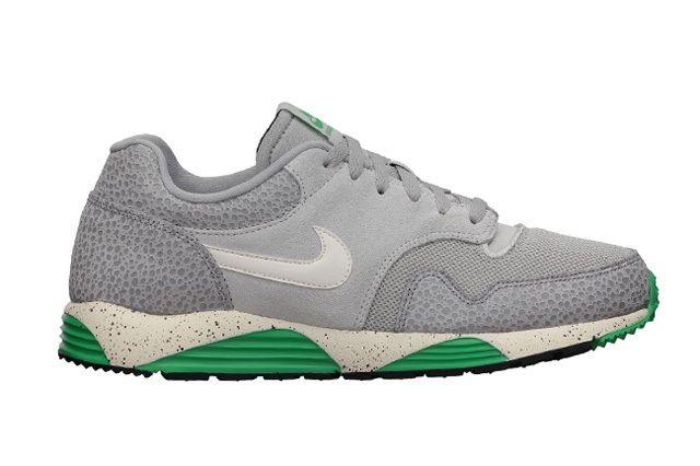 Nike Lunar Terra Safari Gamma Green Profile
