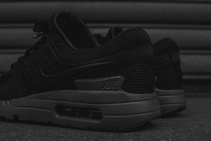 Nike Air Max Zero Black 2 1