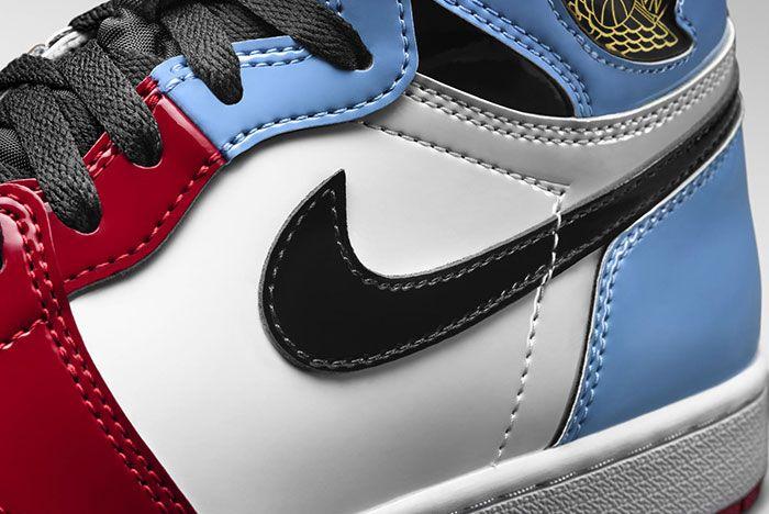 Jordan Brand Air Jordan 1 Fearless Ones Collection Nike Promo27