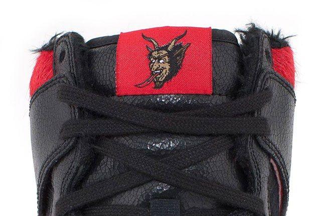 Nike Sb Krampus Devil Tongue 2