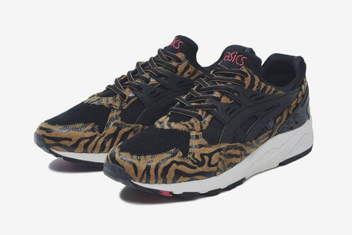 Asics Tiger Gel Kayano Trainer Animal Print 1 Pair