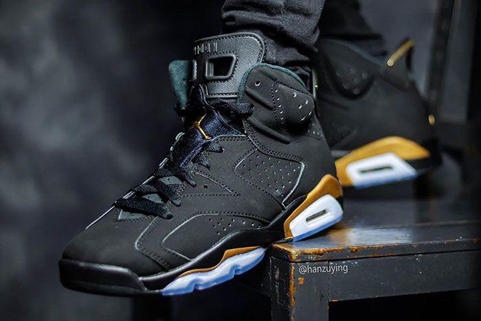 Air Jordan 6 Dmp On Foot 5