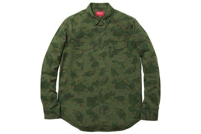 Supreme Field Shirt 1