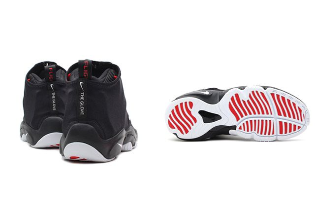Nike Air Zoom Flight The Glove Sp Black White 3