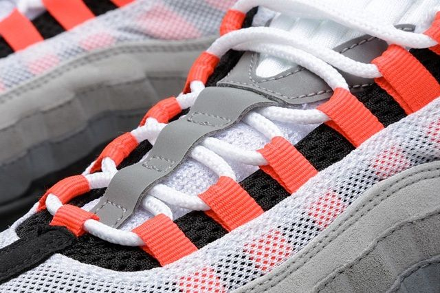 Nike Air Max 95 Solar Red 2