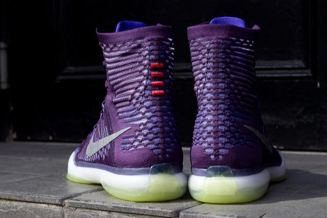 Nike Kobe X Elite Persian Violet Bumperoo 3