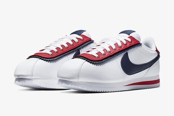 Nike Cortez Basic Se University Red Pair