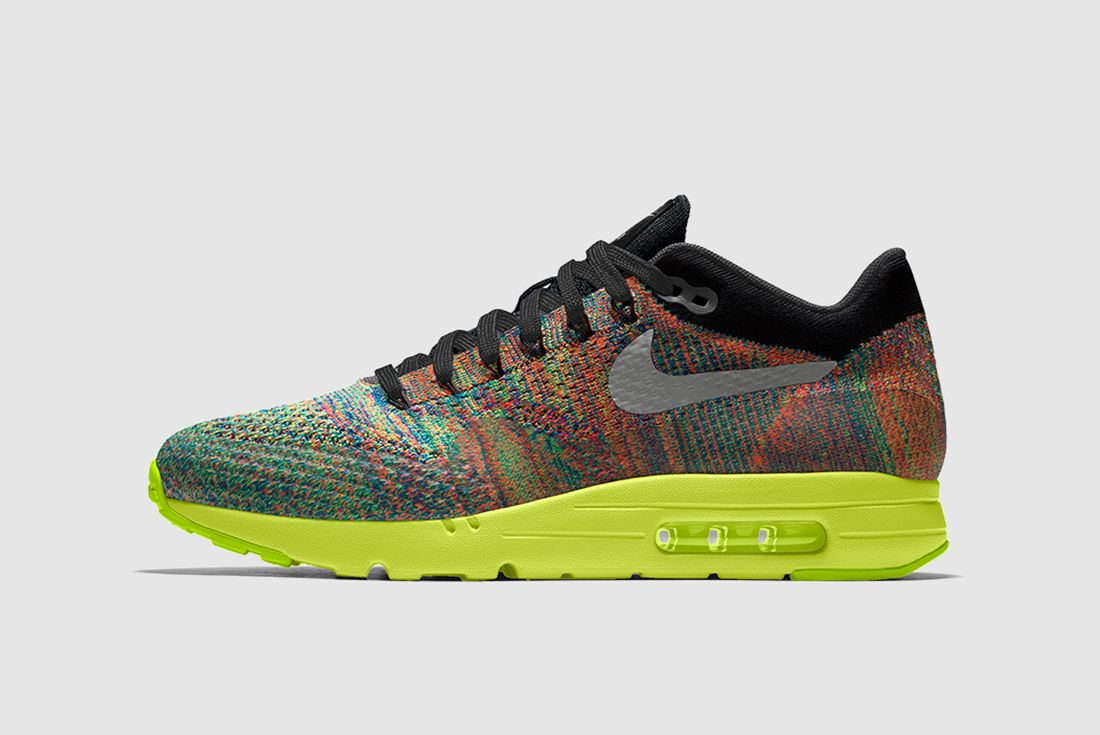 Nike Confirms Vapor Max And Air Max 1 Flyknit Nikei D Options For Air Max Day10