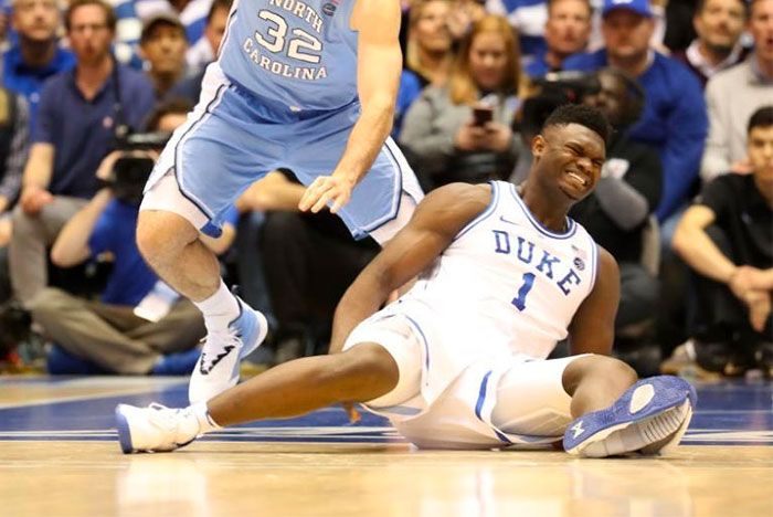 Zion Williamson Nike Pg 2 5 Blow Out