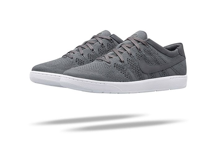 Roger Federed Nike Tennis Classic Ultra Flyknit Wimbledon Grey 2