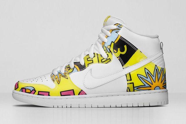 Nike Dunk Hi De La Soul Bumper 7