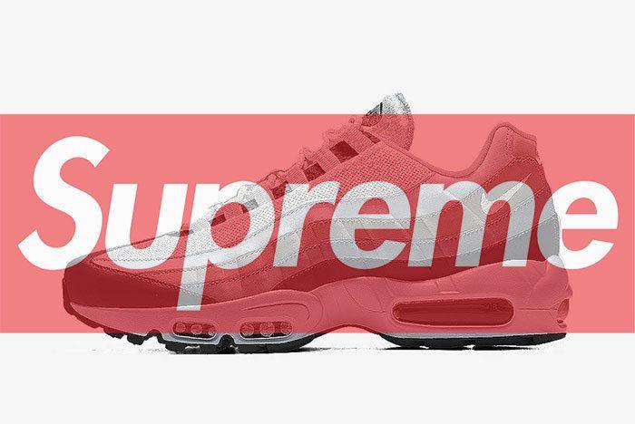 Nike Air Max 95 Supreme Sneaker Freaker