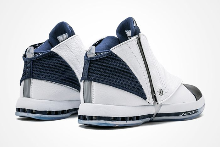 Air Jordan 16 Midnight Navy 2
