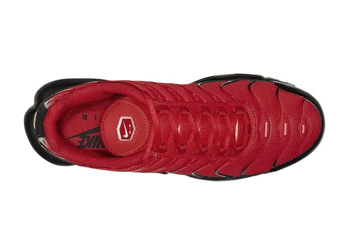 Nike Air Max Plus University Red Top Shot