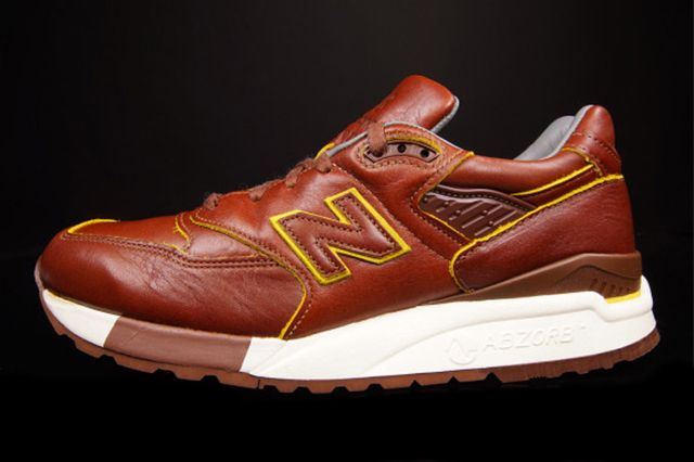 New Balance 998 Horween Leather 6