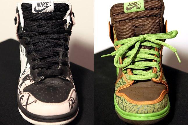Franalations Nike De La Soul Dunk Dunkle 1