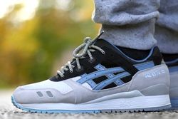 Asics Captains Blue