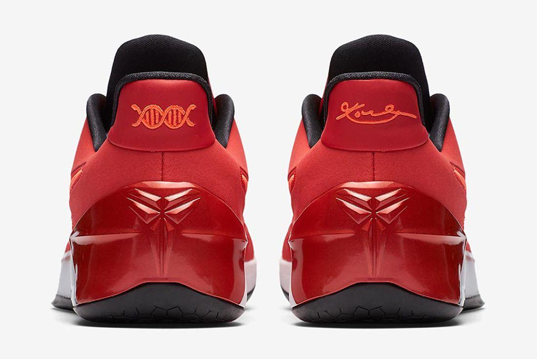 Nike Kobe A D  University Red 1