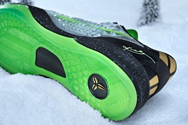 Nike Kobe 8 System Christmas 2
