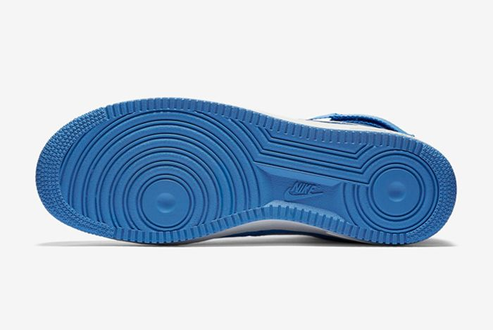 Nike Air Force 1 High University Bluesummit White3