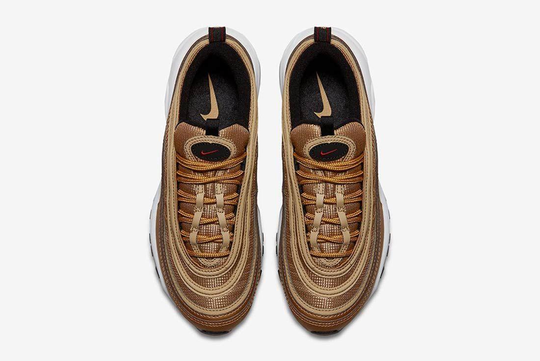 Nike Air Max 97 Metalic Gold 3
