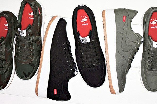 Supreme Air Force 1 Holiday 1