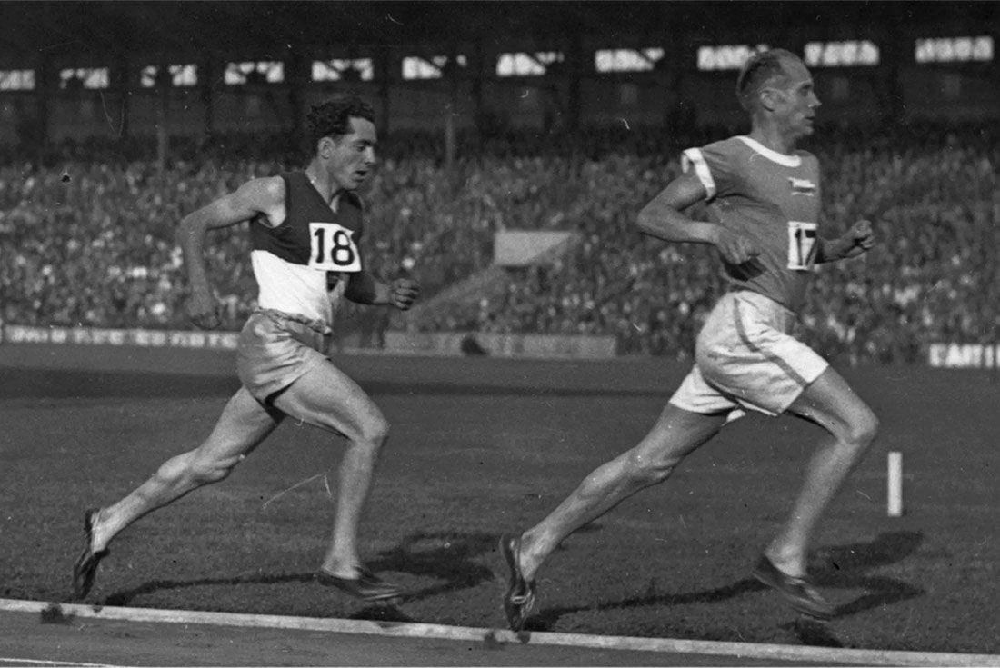 Karhu Runners On Track