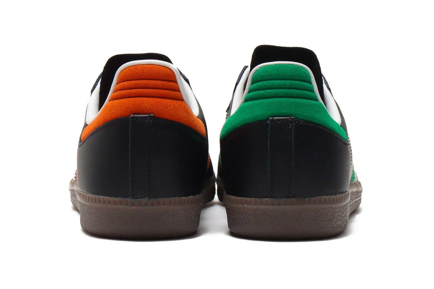 adidas Samba Mismatched Heel
