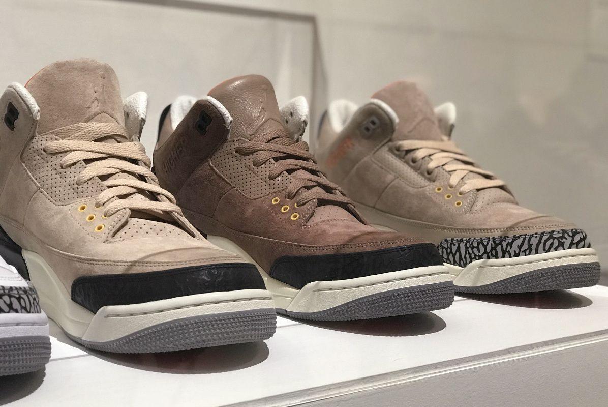 Air Jordan 3 Air Higher Samples First Look 001