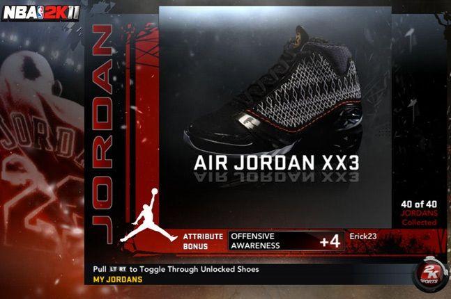 Jordan Nba 2K11 Xx3 1